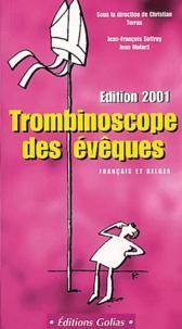 Deedr.fr Le tombinoscope des évêques français et belges. Edition 2001 Image