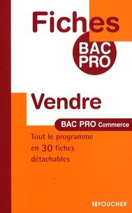 Monique Duchêne - Vendre Bac Pro Commerce.