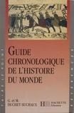 Monique Duchet-Suchaux et Gaston Duchet-Suchaux - Guide chronologique de l'histoire du monde.