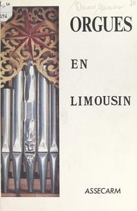 Monique Dutillet et Alexandre Ducasse - Orgues en Limousin.