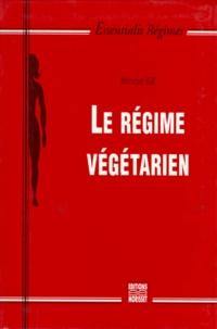 Monique Egé - La régime végétarien.