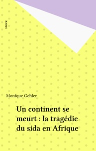 Monique Gehler - .