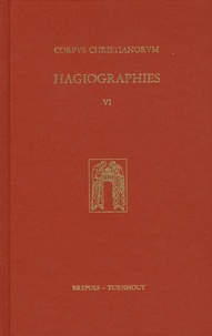Monique Goullet - Hagiographies - Volume 6.