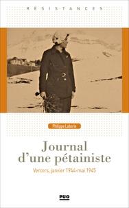Monique Guyot - Journal d'une pétainiste (Vercors, janvier 1944-mai 1945) - Le Revers de la médaille.