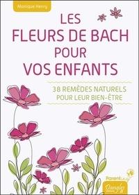 Deedr.fr Les fleurs de Bach pour vos enfants - 38 remèdes naturels pour leur bien-être Image
