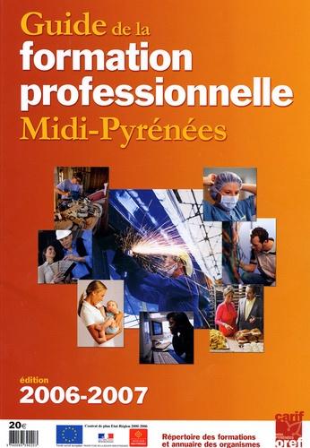 Monique Iborra - Guide de la formation professionnelle Midi Pyrénées.. 1 Cédérom