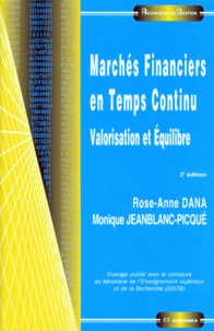 Monique Jeanblanc-Pique et Rose-Anne Dana - .