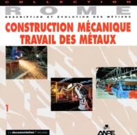Monique Johann et Assomption Vloebergh - Construction mécanique, travail des métaux.
