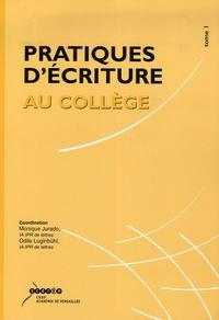 Pratiques décriture au collège - Tome 1.pdf