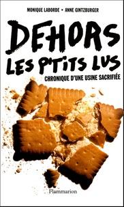 Monique Laborde et Anne Gintzburger - Dehors les P'tits Lus.