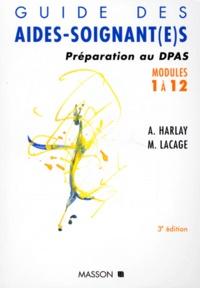 GUIDE DES AIDES-SOIGNANT(E). - Préparation au DPAS, modules 1 à 12, 3ème édition.pdf