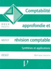 COMPTABILITE APPROFONDIE ET REVISION COMPTABLE. Synthèses et applications.pdf