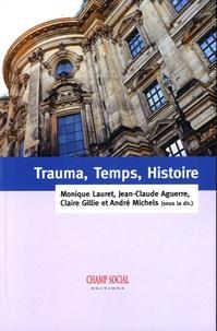 Monique Lauret et Jean-Claude Aguerre - Trauma, temps, histoire.