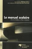 Monique Lebrun - Le manuel scolaire - D'ici et d'ailleurs, d'hier à demain. 1 Cédérom