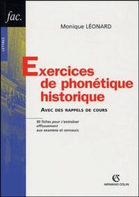 Histoiresdenlire.be Exercices de phonétique historique - Avec des rappels de cours Image