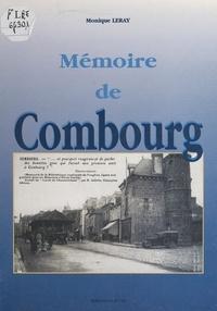 Monique Leray et Xavier Ferrieu - Mémoire de Combourg.
