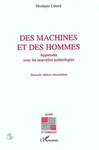 Monique Linard - Des machines et des hommes - Apprendre avec les nouvelles technologies.