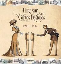 Monique Nicole - Flirt sur cartes postales - 1901-1902.