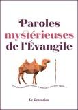 Monique Piettre - Paroles mystérieuses de l'Evangile.