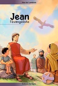Monique Plassard et Fabrice Weiss - Jean l'évangeliste.