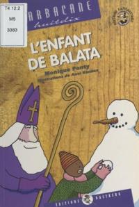 Monique Ponty - L'enfant de Balata.