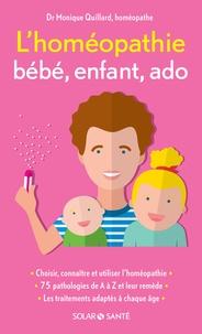 Histoiresdenlire.be L'homéopathie bébé, enfant, ado Image