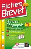 Monique Redouté et Florence Holstein - Fiches brevet Histoire-Géographie, Education Civique.