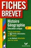 Monique Redouté - Histoire Géographie 3e.