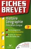 Monique Redouté - Histoire Géographie Education civique 3e.