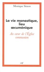 Histoiresdenlire.be La vie monastique, lieu oecuménique - Au coeur de l'Église-Communion Image