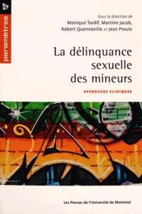 La délinquance sexuelle des mineurs - Approches cliniques.pdf