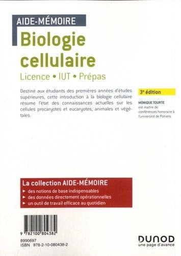 Biologie cellulaire 3e édition