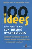 Monique Touzin et Marie-Noëlle Leroux - 100 idées pour venir en aide aux enfants dysphasiques.