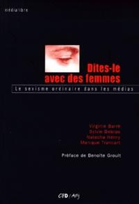 Monique Trancart et Virginie Barré - .
