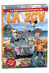 Monique Uderzo-Ott - Fabuleuse histoire de la 2CV (La).