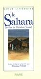Monique Vérité - Le Sahara.