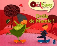 Goodtastepolice.fr Drôle de Mamie! - Pack de 5 exemplaires Image
