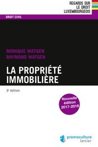 Monique Watgen - La propriété immobilière.