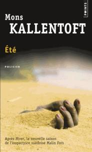 Mons Kallentoft - Eté.