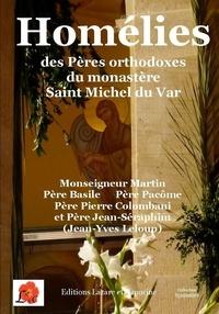 Homélies des Pères orthodoxes du monastère Saint Michel du Var.pdf