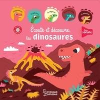 Monsieur Dupont et Patrick Sabourin - Ecoute et découvre les dinosaures.