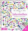 Monsieur Dupont - Labyrinthes - 25 labyrinthes à faire et à refaire ! Avec un stylo effaçable.