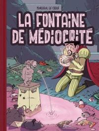 Monsieur le chien - La Fontaine de médiocrité.