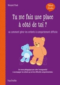Monsieur Vincent Paré - Talents d'école - Tu me fais une place à côté de toi ? PDF WEB - Ed. 2020.