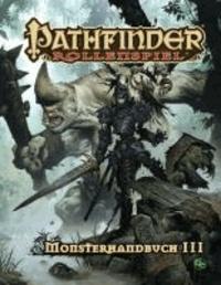 Monsterhandbuch 3 (Buch und PDF) - Pathfinder.