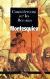 Montesquieu - .