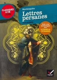 Montesquieu et Gwendoline Von Schramm - Lettres persanes.