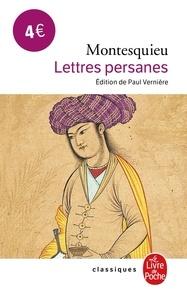 Montesquieu - Lettres Persanes.