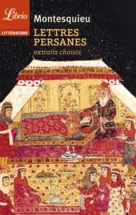 Collection de livres audio à téléchargement gratuit Lettres persanes