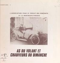 Montreur d'images et Jacques Filhol - As du volant et chauffeurs du dimanche - Exposition, Angoulême, 9-19 septembre 1982.